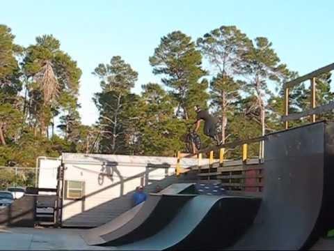 Florida BMX Skatepark Series stop #2 Graffiti skate zone