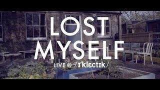 Jordan Rakei - Lost Myself (Live at I'klɛktɪk Art Lab)