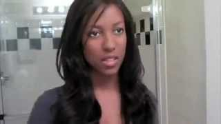 Sassy Secret REVIEW Yaki Lace Front Wig Sienna
