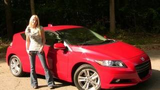 Roadfly.com - 2011 Honda CR-Z Road Test And Review