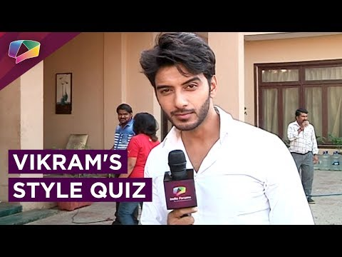 Vikram Singh Chauhan Shares His Style Mantra |