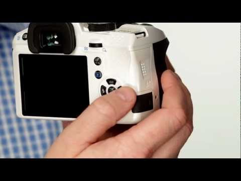 The PENTAX K-30 - Ergonomics