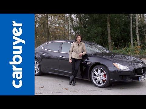 Maserati Quattroporte – Carbuyer