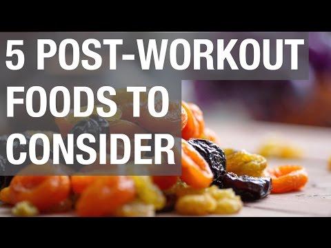 cosa mangiare dopo palestra??