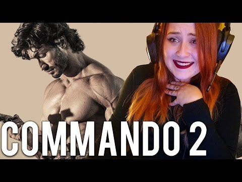 Commando 2 | Official Trailer  - REACTION by MissMiss