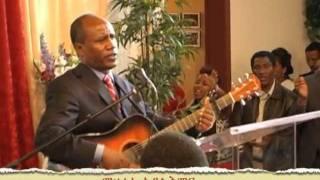 Pastor Tesfaye Gabiso