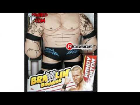 Video YouTube video advertisement for the Randy Orton