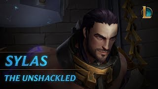 Sylas: The Unshackled | Champion Trailer - League of Legends
