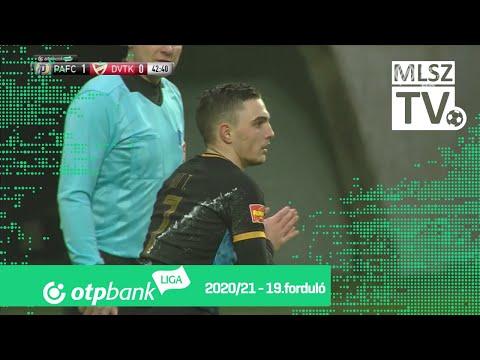 19. forduló: PAFC - DVTK 2-0 (1-0)