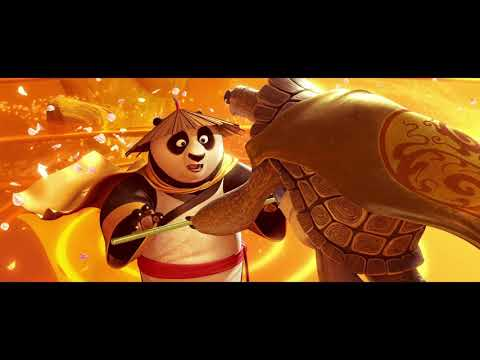 Kung Fu Panda 3 Po Meets Oogway in the Spirit Realm
