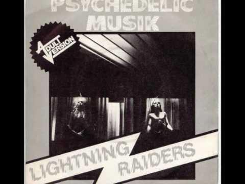 Lightning Raiders - Psychedelic Musik (1980) online metal music video by LIGHTNING RAIDERS