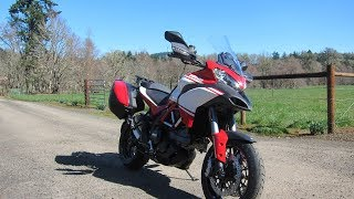 7. The Best of 2013 Ducati Multistrada First Ride Review
