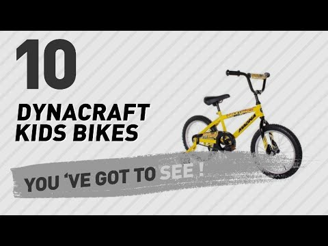 Dynacraft Kids Bikes // New & Popular 2017