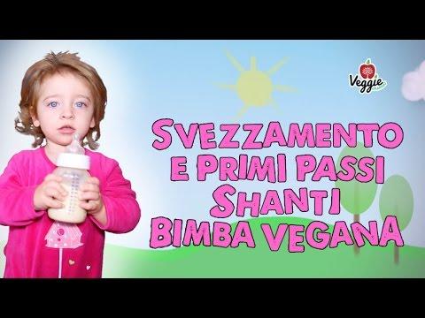 svezzamento vegano: la testimonianza dei genitori di una bimba vegana
