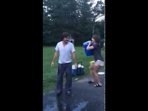 Nicole Kidman & Keith Urban – Ice Bucket Challenge - (August 21, 2014)