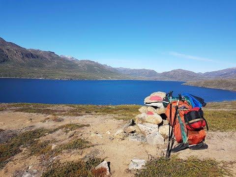 Grenlandia Arctic Circle Trail 2017 Kangerlussuaq - Sisimiut Greenland