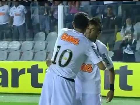 """NEYMAR – Veja os 20 gols """"Rei do Paulistão – Santos Campeão Paulista 2012"""
