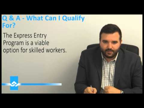 Options to Immigrate to Canada Video