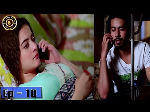 Zindaan Episode - 10 - 25th April 2017-  Top Pakistani Drama