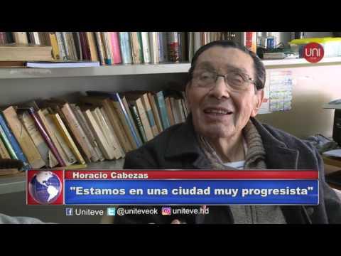 Horacio Cabezas cumplió 94 años