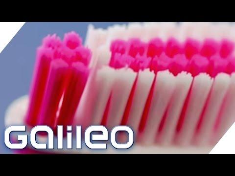 Zahnbürstenproduktion | Galileo | Lunch Break
