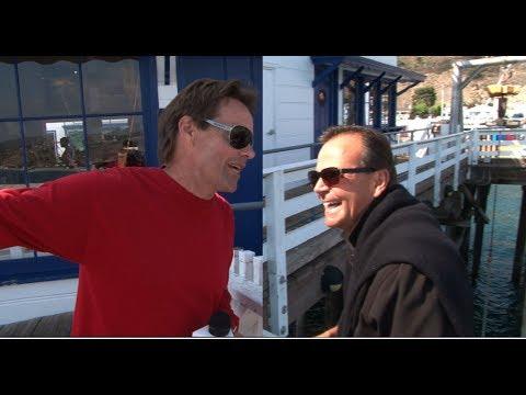 Rick Caruso and Mr. Malibu