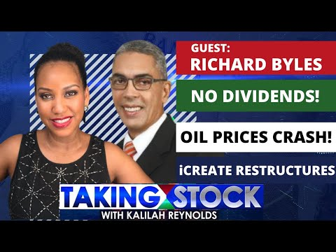 TAKING STOCK - DIVIDENDS SUSPENDED, ICREATE BOARD CHANGES, NEGATIVE OIL PRICES... AND MORE!