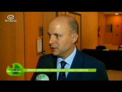 CNA debate desafios do Código Florestal