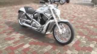 9. Fredy.ee 2003 Harley-Davidson VRSCA V-Rod. Built by Fredy, more info: www.FREDY.ee