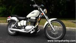 3. 2005 Suzuki Boulevard S40 used motorcycles for sale