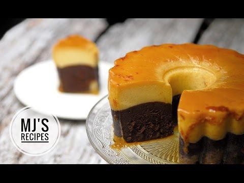 CHOCOFLAN OR MAGIC CAKE