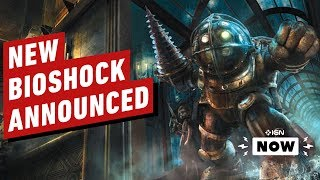 New BioShock Announced - IGN Now by IGN