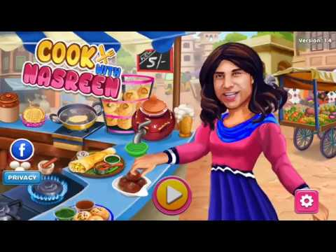 Cooking With Nasreen | Cook With Nasreen | Rahim Pardesi Official Game