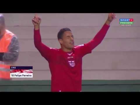 Melhores Momentos de Coritiba x CRB / Série B 2019