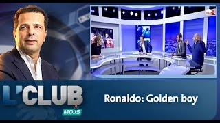 L'CLUB: Ronaldo: Golden boy