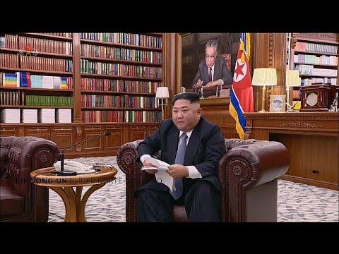 Άνοιγμα στις ΗΠΑ αλλά και απειλές από τον Κιμ Γιονγκ Ουν…