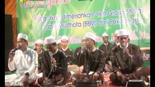 Babul Musthofa Pekalongan Sluku Sluku Bathok New Video