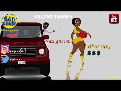 Warri get talent 2 ( Gabtoon comedy )