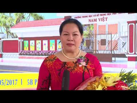 Giới thiệu trường THCS - THPT Nam Việt CS2 chuẩn quốc tế