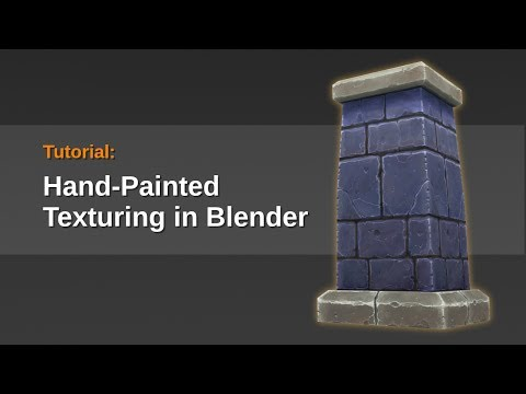 blender - Demonstration of some of the techniques I use when painting textures with Blender's projection paint. Blend File: http://www.blendswap.com/blends/view/74021 ...