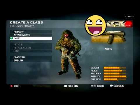 Black Ops: *NEW* How To Get Golden Guns ANY PRESTIGE 100% LEGIT!