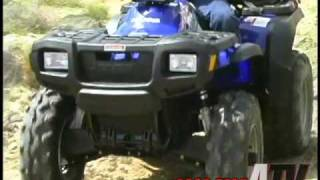 7. ATV Television - 2004 Polaris Sportsman 500 Test