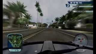 Test Drive Unlimited Xbox 360 Lotus vs Ferrari