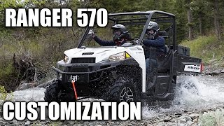 5. Ranger 570 Custom Build