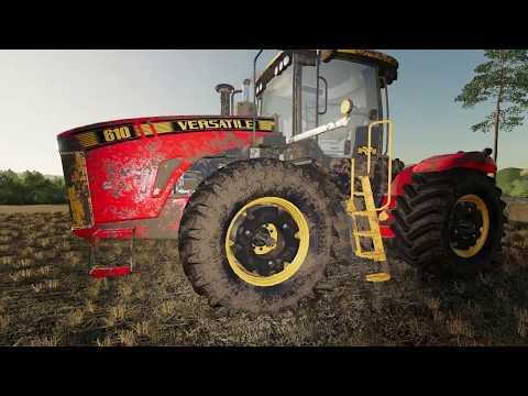Versatile 610 4WD v1.0.0.0