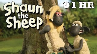 Video Shaun the Sheep - Season 1 - Episode 31 - 40 [1HOUR] MP3, 3GP, MP4, WEBM, AVI, FLV Mei 2019