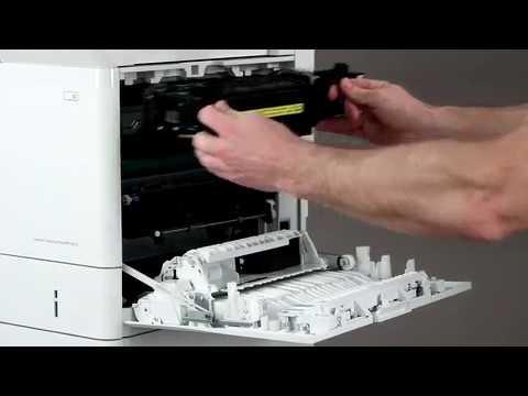 HP LaserJet Enterprise M607, M608, M609 RM2-1257-000cn