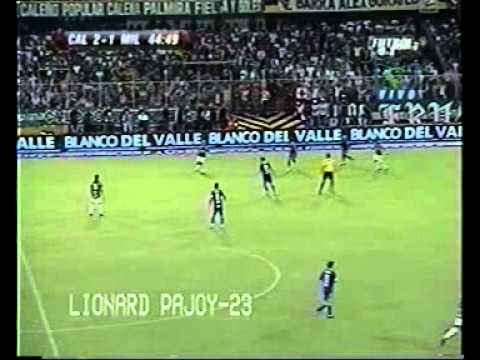 Más goles de Lionard Pajoy