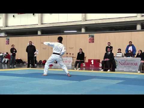 Taekwondo Cto. Navarro Poomsae (14)