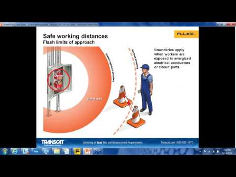 Transcat and Fluke Present: Electrical Measurement Safety Seminar
